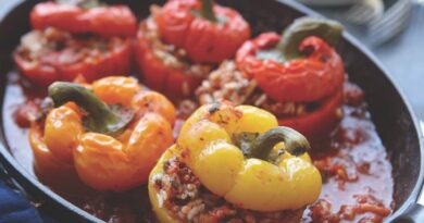 ramadan-recipes:-these-glorious-stuffed-peppers-are-a-feast-for-the-eyes-and-appetite